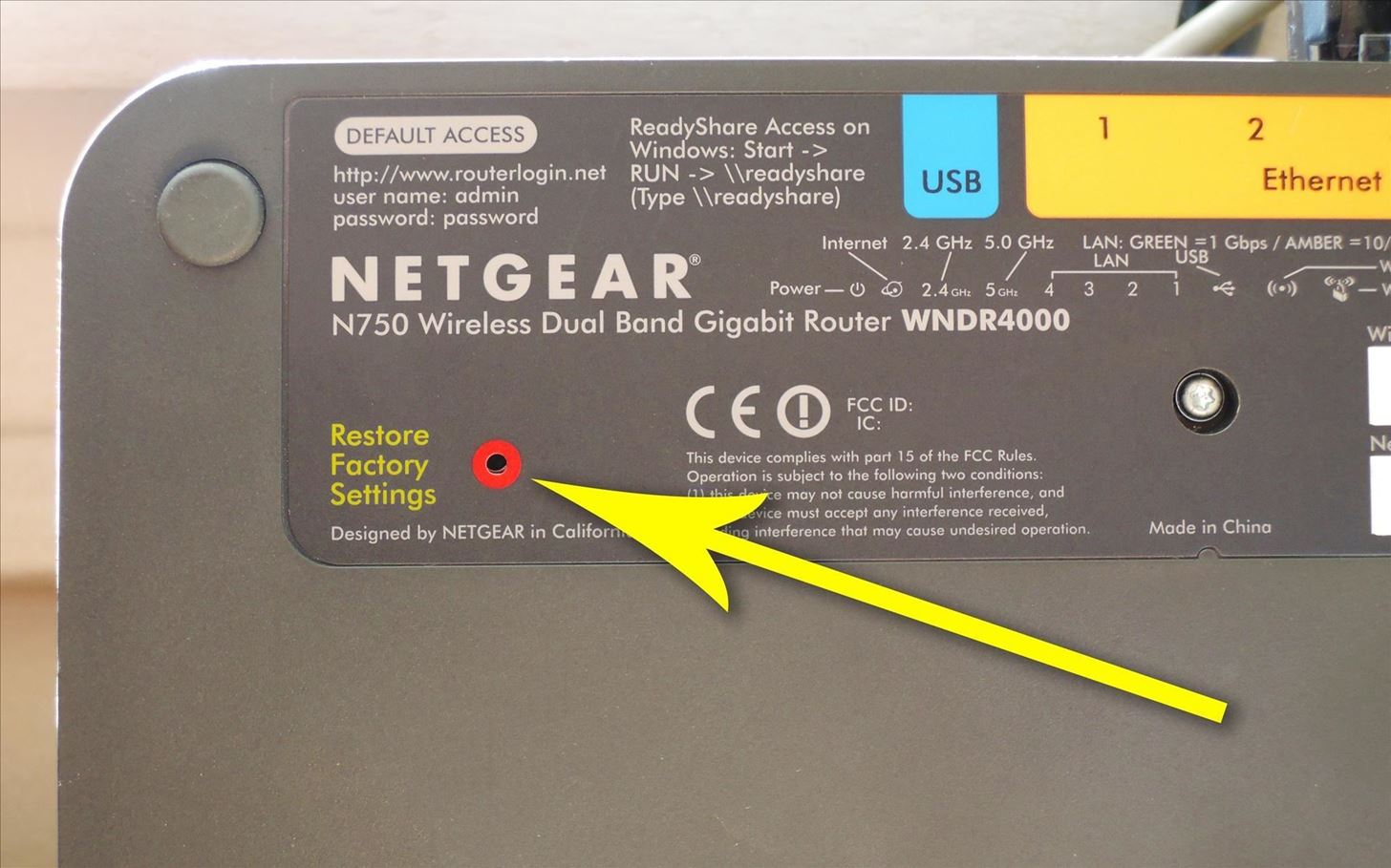 How To Access Your Router When You Have Forget The Password