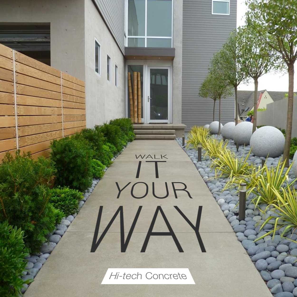 Repair Your Walkway Efficiently By Professional Concrete